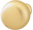 Brushed Brass Knob
