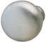 Brushed Chrome Knob