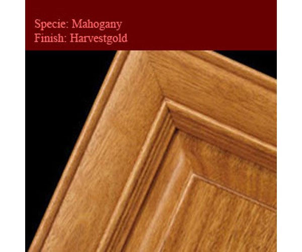 Mahogany-Harvest Gold