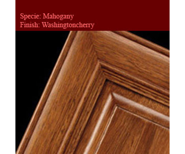 Mahogany-Washington Cherry