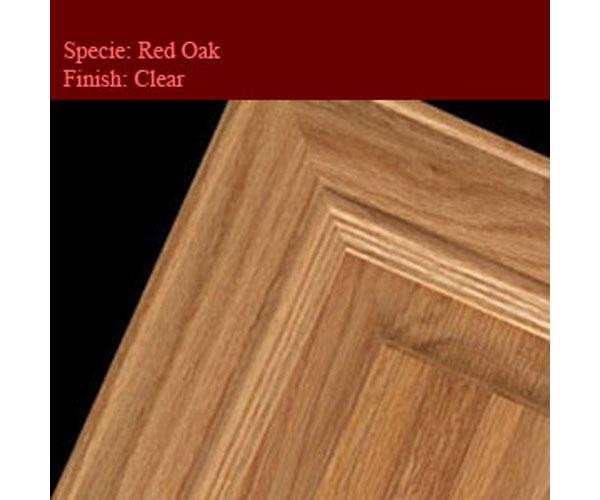 Red Oak-Clear