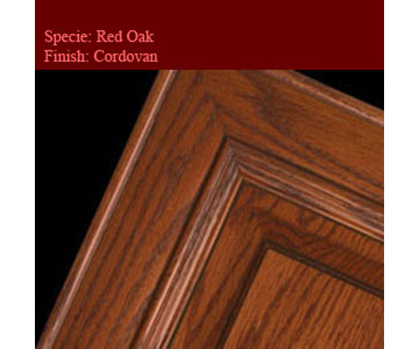 Red Oak-Cordovan