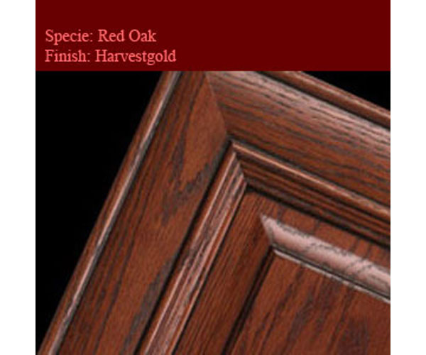 Red Oak -Harvest Gold