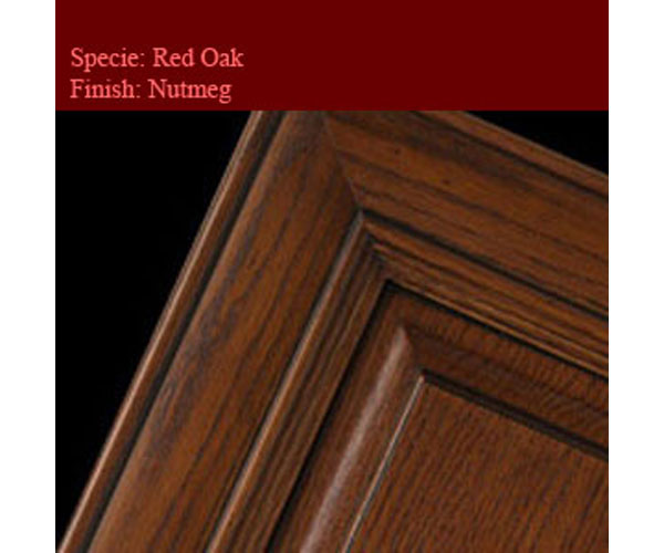 Red Oak-Nutmeg