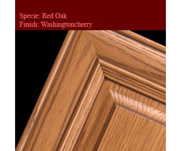 Red Oak -Washington Cherry