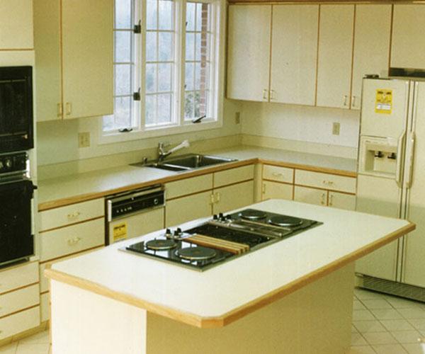 Kitchen Cabinet Ideas For Large Kitchen By Euro Design Center