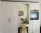 Wardrobe System in Master Bedroom